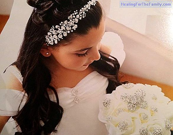 First Communion headband. Crafts DIY