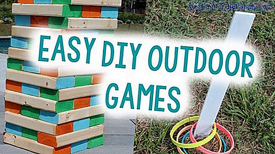 Game ideas for children on rainy days