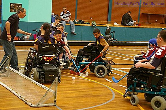 Games for children in wheelchairs