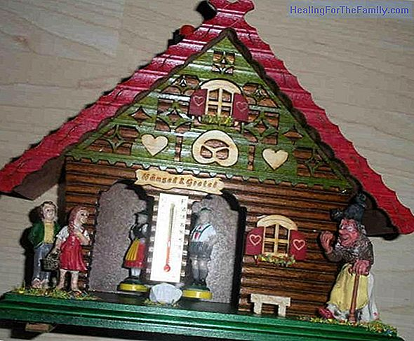 Hansel and Gretel. Traditional story