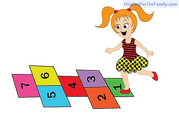 Rayuela. Games for children