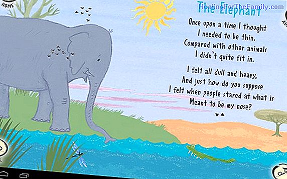Children's poems of animals with rhyme