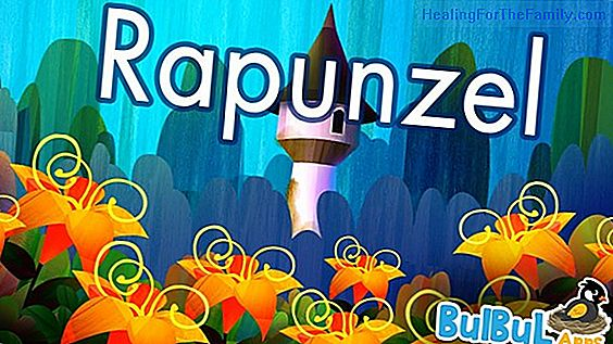 Rapunzel. Traditional stories in English for children