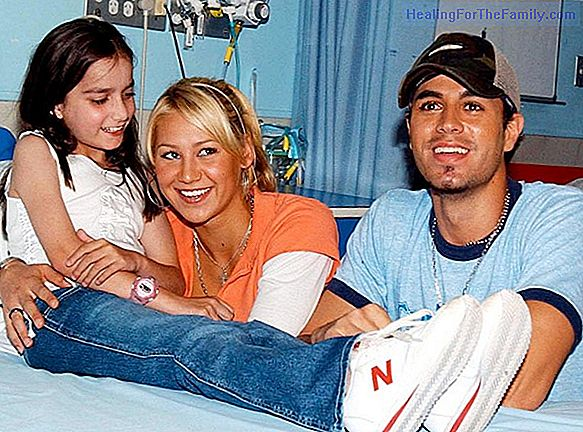 Songs of Enrique and Ana for children