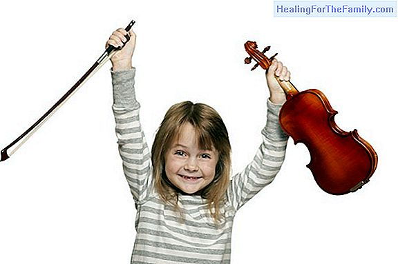 The best instrument to start the child in music