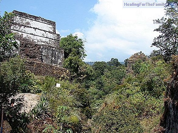 The legend of Tepoztécatl. Mexican legends for children