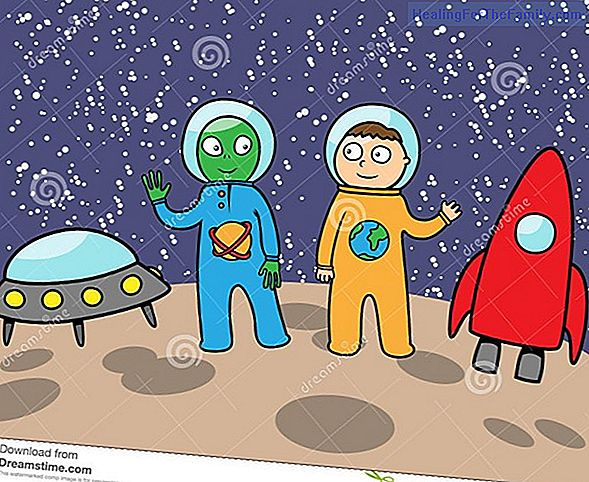 Coloring UFO and extraterrestrial drawings
