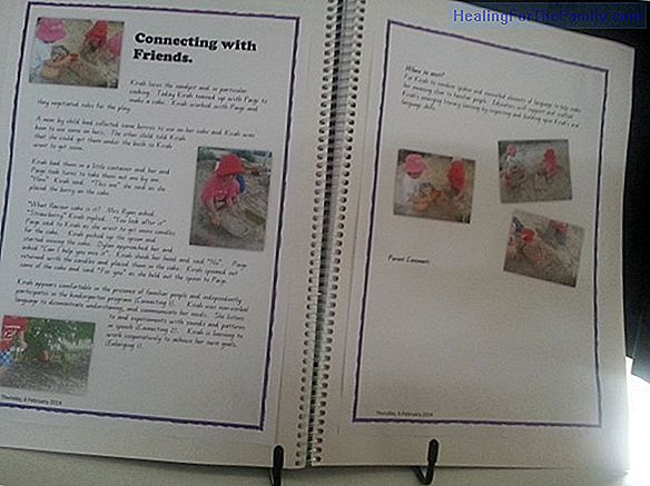 Weekly children's planner. Crafts with felt