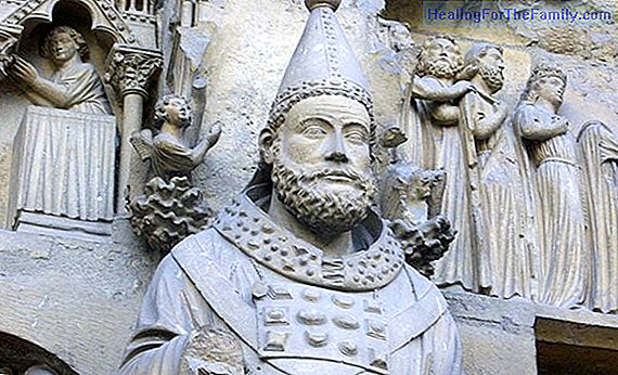Day of Saint Callistus, October 14. Names for children