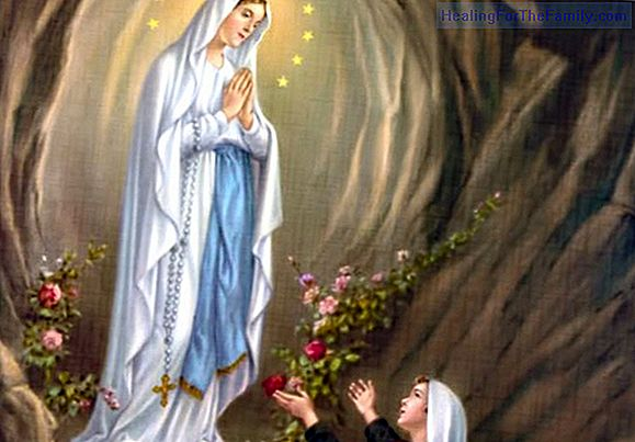 Day of the Virgin of Lourdes, February 11. Names for girls