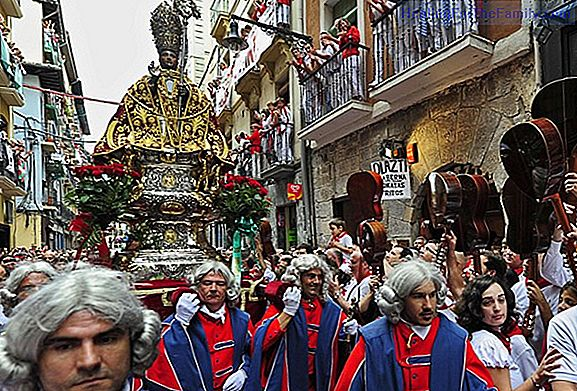 Day of Saint Fermin, July 7. Names for children