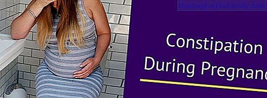 Causes of constipation during pregnancy
