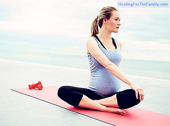 Physical exercise in pregnancy