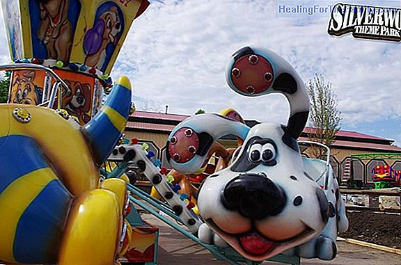 Children's amusement parks in Madrid
