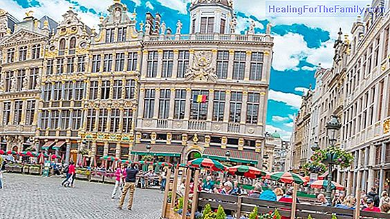 Tips for traveling to Brussels as a family