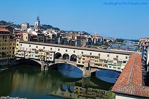 Tips for traveling to Florence as a family