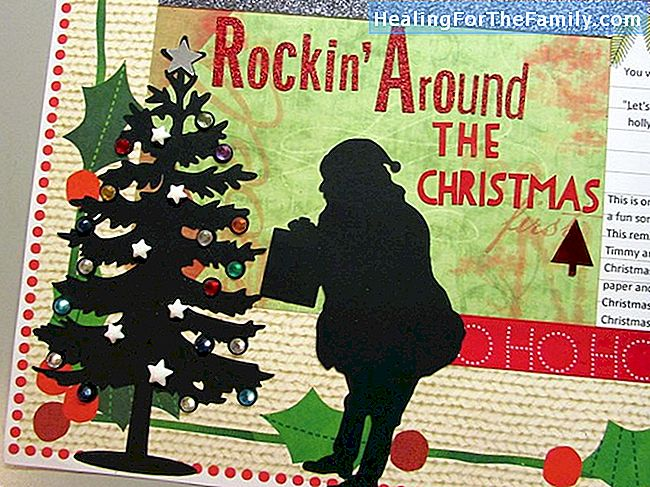 Rockin 'Around the Christmas Tree. Moderne kerst lied