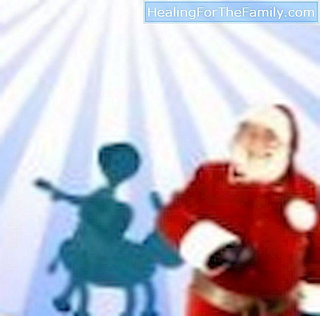 Lustige Weihnachtslieder Für Kinder.Weihnachtslieder Für Von Weihnachtsmann Tanzten Kinder Familie
