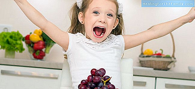 Happiness diet for children