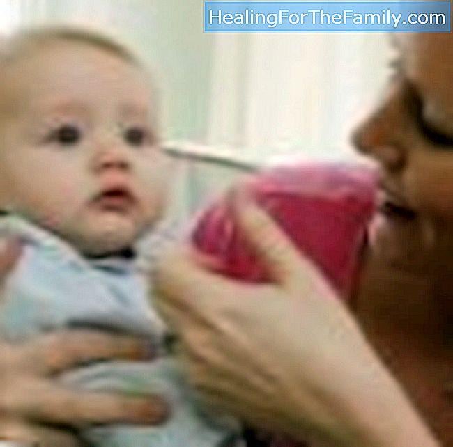 kuuro vauva oireet