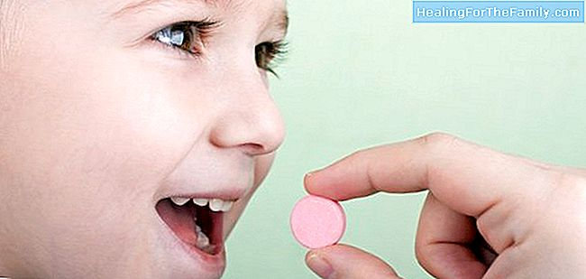 The most frequent errors with the medication of the children