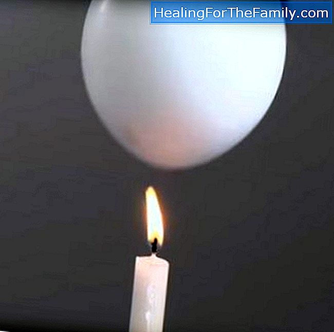 Bring The Balloon Closer To A Candle Fire And You Will See How It Explodes Instantly