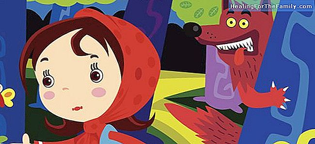 Little Red Riding Hood. noveller med rim