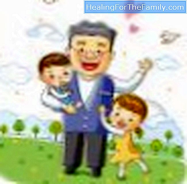 Short poems about grandparents and grandmothers - Family