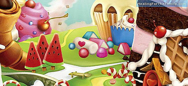 Candy Kingdom. Poema fantasia lapsille