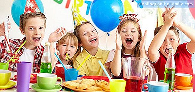 Types of birthday celebrations for children