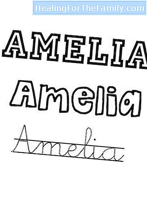 Saint Amelia's Day, January 5th. Names for girls