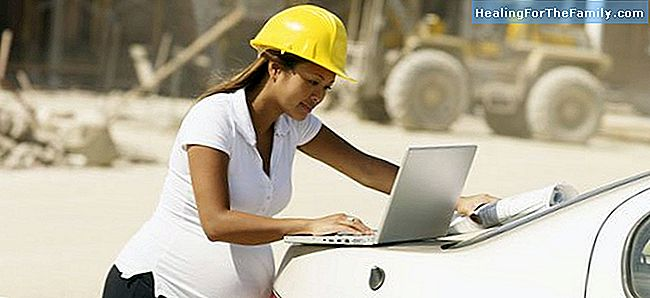 The occupational risks of the pregnant woman